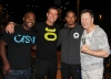 At It's Showtime - Glory No.58 -L-R  Rashad Evans, Henry Hooft, Tyrone Spong and Billy Murray