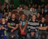 Some of the fight fans at City West Hotel, Dublin
