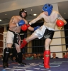 ProKick fighter Johnny Smith takes the fight to Joe Harte from Waterford