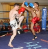 ProKick's Johnny Smith endeavoured to continue his winning form against tough Dutch fighter Aberzak Hasan on ProKick's 'Fright Night' event.