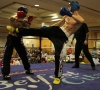 Jonny Ogilvie In Action Against John Cowley (WKA - Waterford)