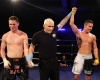 Karl McBlain wins against opponent and World Champion Ryan Lyall
