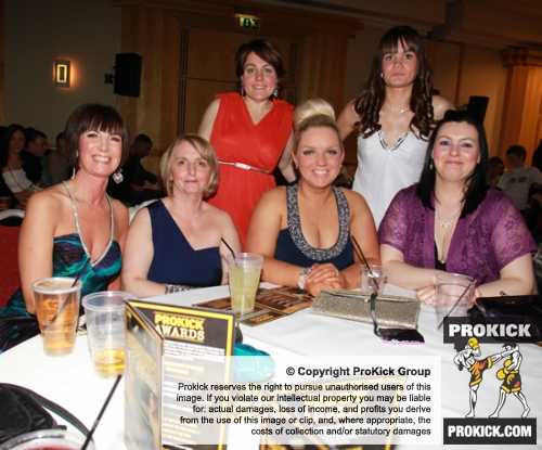 More ProKick members looking very sharp as they get ready to celebrate the 20th Anniversary of the Prokick Awards