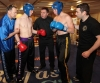 Face off as Mark Baird (ProKick NI) got ready to take on Colin O'Leary (Wolfpack Kickboxing Athlone)