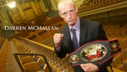 Darren McMullan talks about his world title on Kickmas - VIDEO