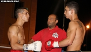Karl McBlain Vs Lorenzo Piras WKN Thai Boxing title in Sardinia - VIDEO