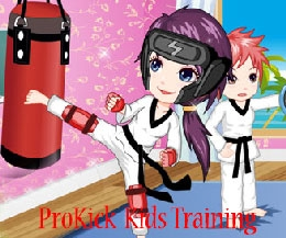 ProKick kids new sparring class kicks off Friday 16th June 2017