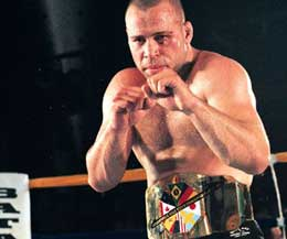 Wanderlei Cinturao has won numerous titles along with Sergio Baterelli, a WKN world director