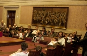 History in the Senate Chamber