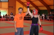 ProKick fighter Amy-Lee get win from judges