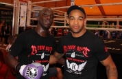 Swiss Fighter from Team Kongolo wins