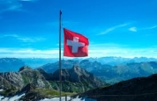 Swiss Flag - Day 2 at WMAG