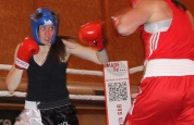 Ursula Boxing Action Switzerland