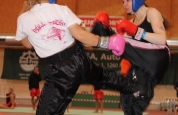 Kickboxing action from Day of WMAG