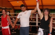 Ursula wins boxing in Geneva
