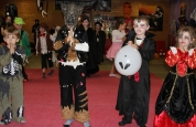 Prokick kids all start with respect at the halloween special