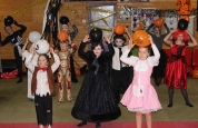 Halloween special fun day at the Prokick Gym