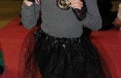 Taylor Armstrong Prokick winner at Halloween Special 2013