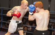 Action in McMullan world kickboxing title