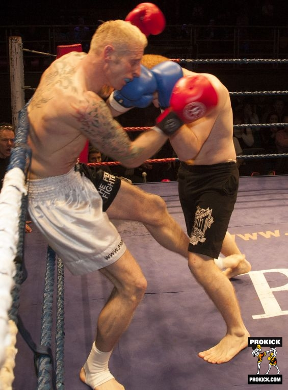 Action with McMullan vs Dzhamalkhanov wkn for world crown