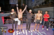 Alex Cioici is new Euro WKN Champion