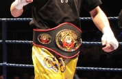 WKN World Champion Kevin Burmester
