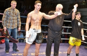 McBlain World Title draw at KICKmas 2013