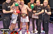 Daniel Zhara is still WKN champion