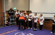 Kids in the ring