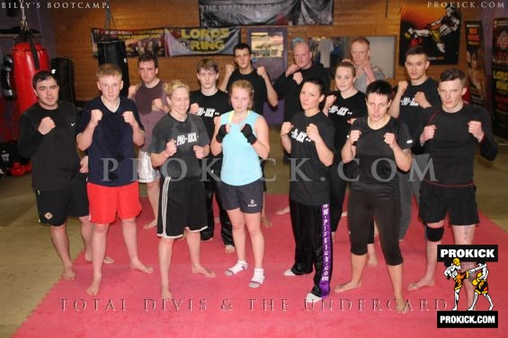 ProKick Kick fighters Bootcamp