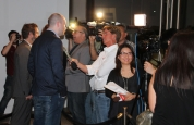 Michael Lennox interviewed at Oscar Reception LA