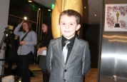 Riley at Oscar Reception in Hollywood