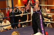kickboxing Action with Cathy McAleer