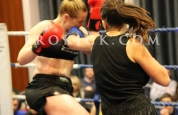Mallaury and left hook