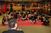Instructions before Sparring at ProKick
