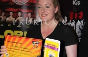 Rebbeca houston new prokick yellow belt