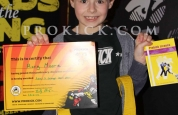 Rory moore new prokick orange belt