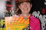 Rosie kerr new prokick orange belt
