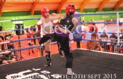 Rowena kick counter