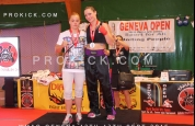 Rowena winners podium