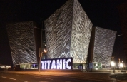 Titanic exhibition center