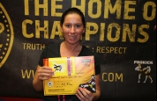 Leeanne Jordan yellow belt