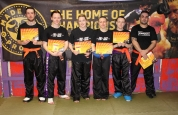 New ProKick green belts