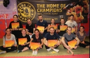 New yellow belts