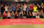 First ProKick course of 2016