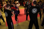 Busy beginners on pads