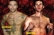 Johnny Smith vs adrian Alvarez