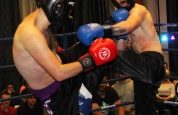 Action with Donaghy-Bell  Vs Mariusz Chlebowshi