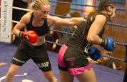 McAleer style on non-stop punching worked