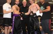 First fight done Donaghy-bell Vs Mariusz Chlebowshi